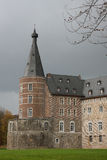 Merode castle. Standing in the middle of Germany Stock Photo