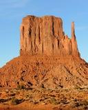 Merrick Butte. In Monument Valley Tribal Park in Arizona Stock Image