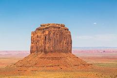 Merrick Butte. Standing out in Monument Valley Royalty Free Stock Photos