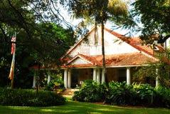 Merrick dom, Koralowi szczyty Obraz Royalty Free