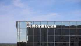 Merrill Lynch Wealth Management Royalty Free Stock Photography