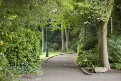 Merrion Square Park, Dublin Royalty Free Stock Photo