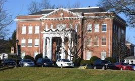 Merritt administraci budynek, Anderson uniwersytet obrazy stock