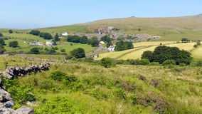 Merrivale Dartmoor Devon England UK Royalty Free Stock Photography