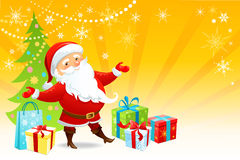 Merry Chistmas Stock Images