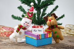 Merry Chrismas Royalty Free Stock Images