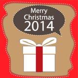 Merry Chrismas Stock Images