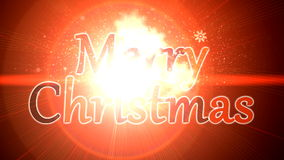 Merry chrismas happy new year Stock Photo