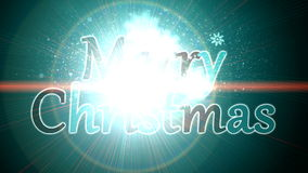 Merry chrismas happy new year Royalty Free Stock Image