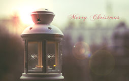 Merry Christams and Happy New Year Royalty Free Stock Image