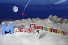 Merry Christman Royalty Free Stock Image