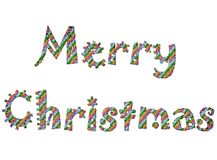 Merry Christmas 12 Stock Images