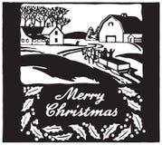 Merry Christmas 6 vector illustration