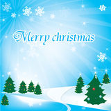 Merry_christmas Royalty Free Stock Images