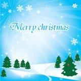 Merry_christmas Imagens de Stock Royalty Free