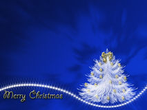 Merry Christmas 2011 Stock Photography