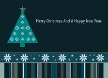 Merry Christmas. And a Happy New Year Royalty Free Stock Photos