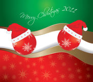Merry Christmas. Abstract Merry Christmas background for your website stock illustration