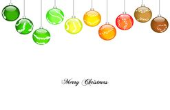 Merry Christmas Stock Image