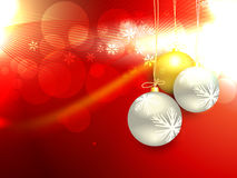 Merry christmas. Stylish merry christmas design background Royalty Free Stock Photos