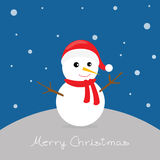 Merry Christmas. And Happy new year Royalty Free Stock Photos