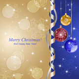 Merry christmas 3 Royalty Free Stock Photo