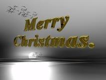 Merry Christmas. Stock Photos