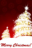 Merry Christmas! Stock Image
