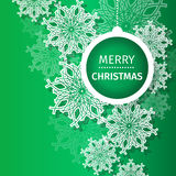 Merry Christmas Abstract background Stock Photography