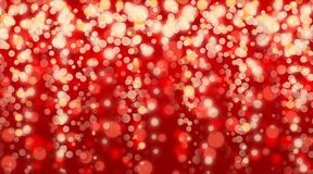Merry Christmas Abstract Red Background Royalty Free Stock Photos