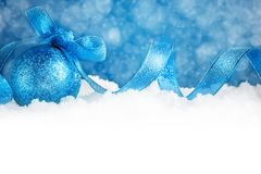 Free Merry Christmas And Happy New Year. A New Year`s Background With New Year Decorations.New Year`s Card. Background With Royalty Free Stock Photography - 103513187