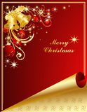 Merry Christmas background. Vector illustration of Merry Christmas background Stock Illustration