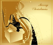 Merry Christmas background Royalty Free Stock Photos