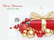 Merry Christmas background Stock Images