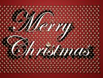 Merry Christmas background royalty free stock photo