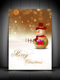 Merry Christmas background. EPS 10. Stock Photos