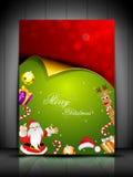 Merry Christmas background. EPS 10. Royalty Free Stock Image
