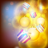 Merry Christmas background. EPS 10. Stock Photography