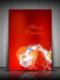 Merry Christmas background. EPS 10. Stock Image