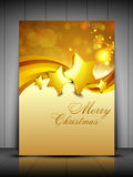 Merry Christmas background. EPS 10. Stock Photo