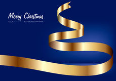 Merry Christmas. Christmas background  illustration red Stock Photography