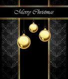 2018 Merry Christmas background. 2018 Merry Christmas background for your invitations, festive posters, greetings cards Stock Photos