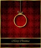 2018 Merry Christmas background. 2018 Merry Christmas background for your invitations, festive posters, greetings cards Stock Image
