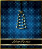 2018 Merry Christmas background. 2018 Merry Christmas background for your invitations, festive posters, greetings cards Stock Images