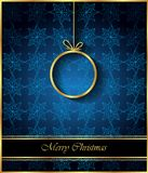 2018 Merry Christmas background. 2018 Merry Christmas background for your invitations, festive posters, greetings cards Stock Photography