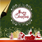Merry Christmas background. Royalty Free Stock Photos