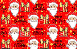Merry Christmas background. Royalty Free Stock Image