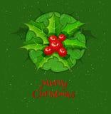 Merry Christmas background Stock Image