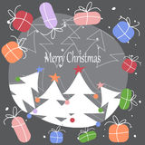 Merry Christmas13 Royalty Free Stock Photos