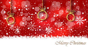 Merry Christmas background. Merry Christmas  background for your invitations, festive posters, greetings cards Stock Image